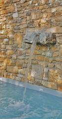La piscine / The swimming pool