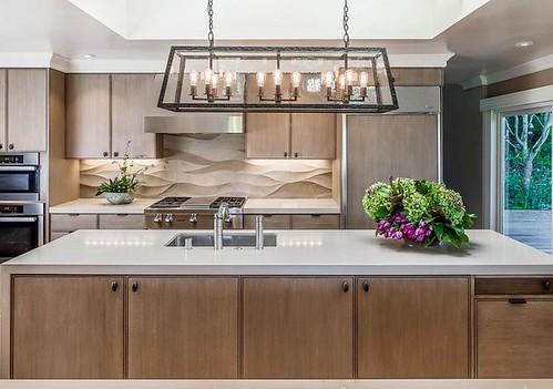 neutral-kitchen-backsplash-textured-tile-with-smooth-light-wood-cabinets
