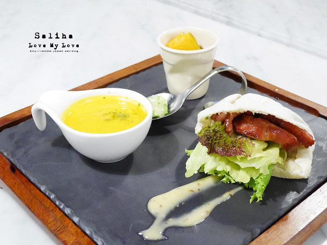 台中HOTEL旅館推薦紅點文旅飯店早餐吃到飽 (2)