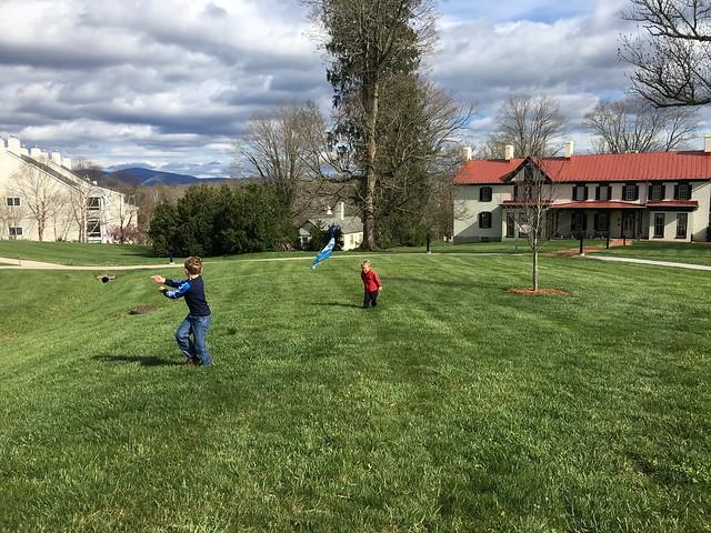 Lexington Day 8