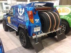 """Dakar Land Rover Freelander """"Desert Warrior"""""""