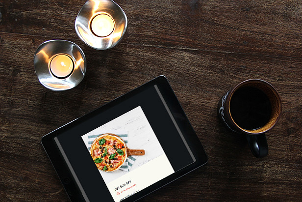 Evory - Responsive Restaurant Adobe Muse Template - 10