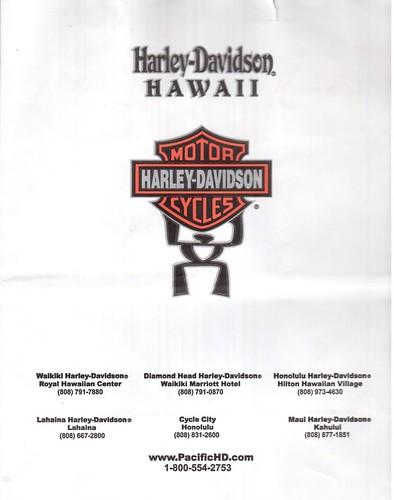 Harley-Davidson Hawaii