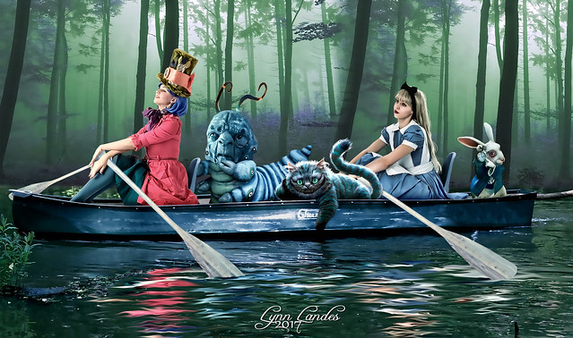 A Ride Through Wonderland