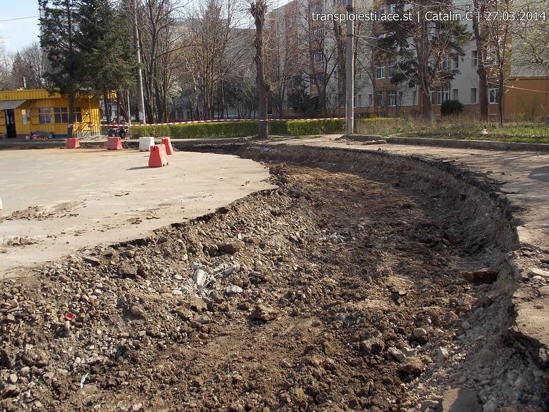 Traseul 102, etapa I: Bucla Nord ( Sp. Județean ) - Intersecție Republicii - Pagina 2 13506403485_185fe9e67b_c
