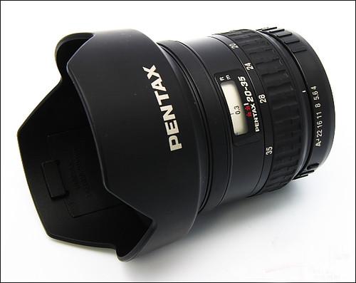 SMC FA 20-35mm F4 AL