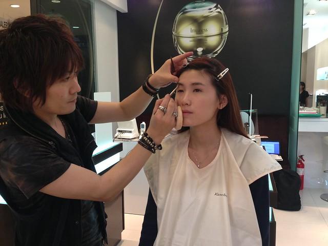 kanebo makeover  (2)