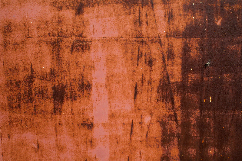 84 Rusty Color Metal texture - 20 # texturepalace