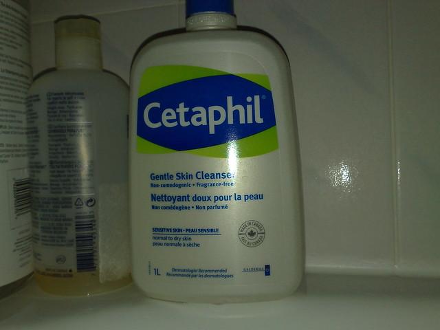 Header of cetaphil