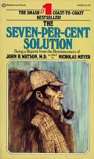 Ballantine Books 24550 - Nicholas Meyer - The Seven-Per-Cent Solution