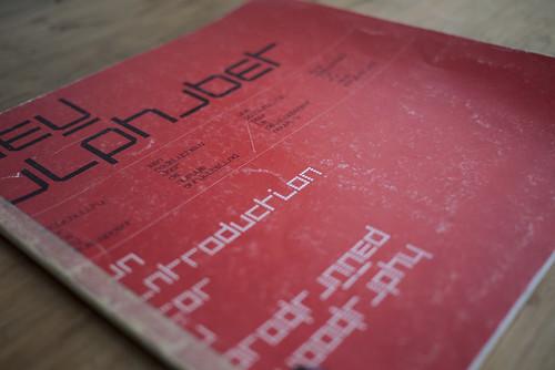 New Alphabet, cover