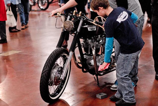 Ducati Scrambler Diy Fender