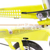 300-124 Carry2014- CarryMe STD 8單速折疊小輪車 (檸檬黃)2014-8