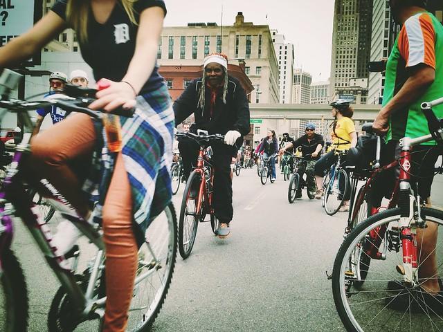 Jason Hall Detroit Bike City
