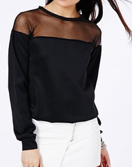 MissGuided-Costanza-Mesh-Detail-Sweatshirt