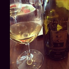 SheDrinks posted A delish Chard pit fruits on the nose butter and nectarine on the palate. :) #wineandbeerapp @PFvineyard