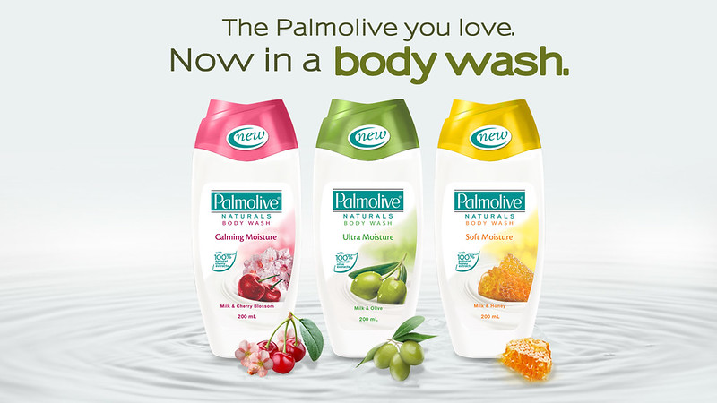 Palmolive Naturals Body Wash Product Shot 1