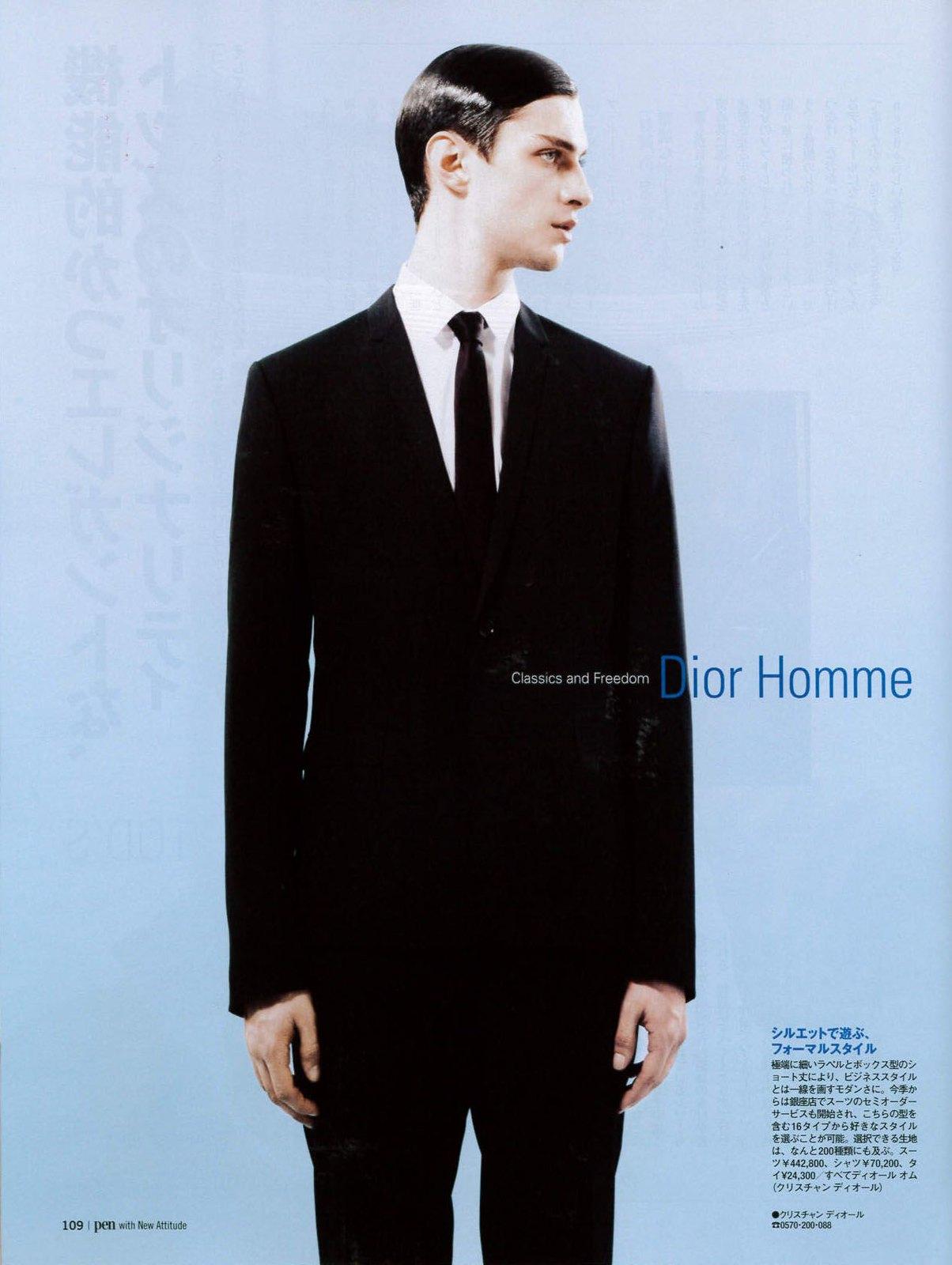 Matthew Bell0060_pen No.358 Dior Homme(super sonic)
