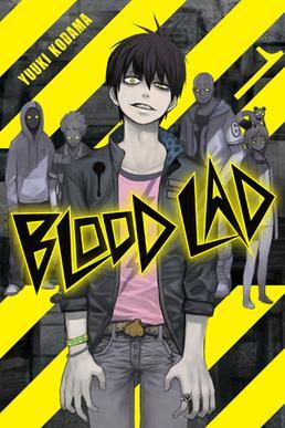 Phim Thiếu Gia Khát Máu - Blood Lad