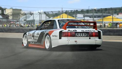 Audi 90 Quatro GTO