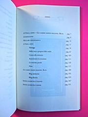 A Vinci, [...], di Morten Søndergaard. Del Vecchio edizioni 2013. Art direction, cover, logo: IFIX. Pagina dell'Indice: pag. 255 (part.), 1