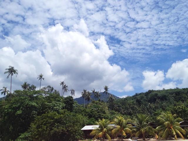 Juara beach, Tioman