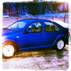Papa Smurf aka my Jetta is finally getting a much needed overhaul. Hopefully I'll be back on the road within 2 weeks!!!!
