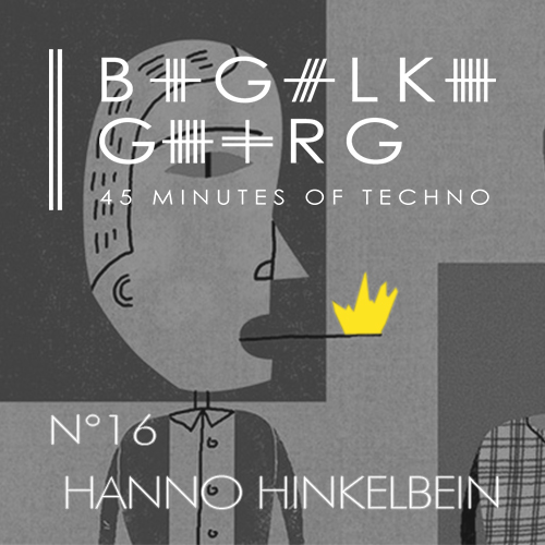 45minutes of techno #16