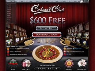 Cabaret Club Casino Home