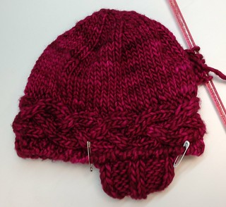 Chunky Braided Hat