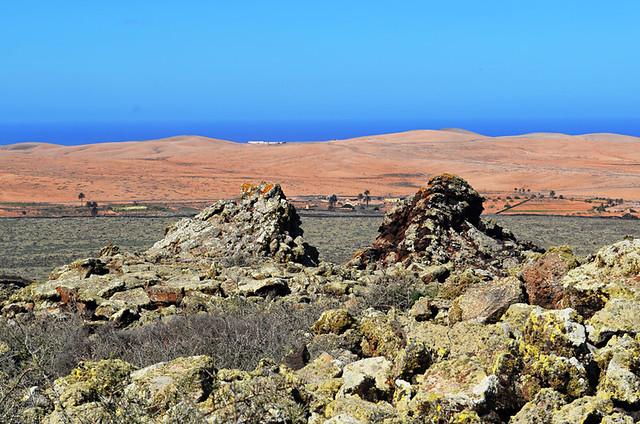 Malpais, Fuerteventura