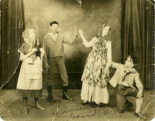Hansel and Gretel performance. [ca. 1938]