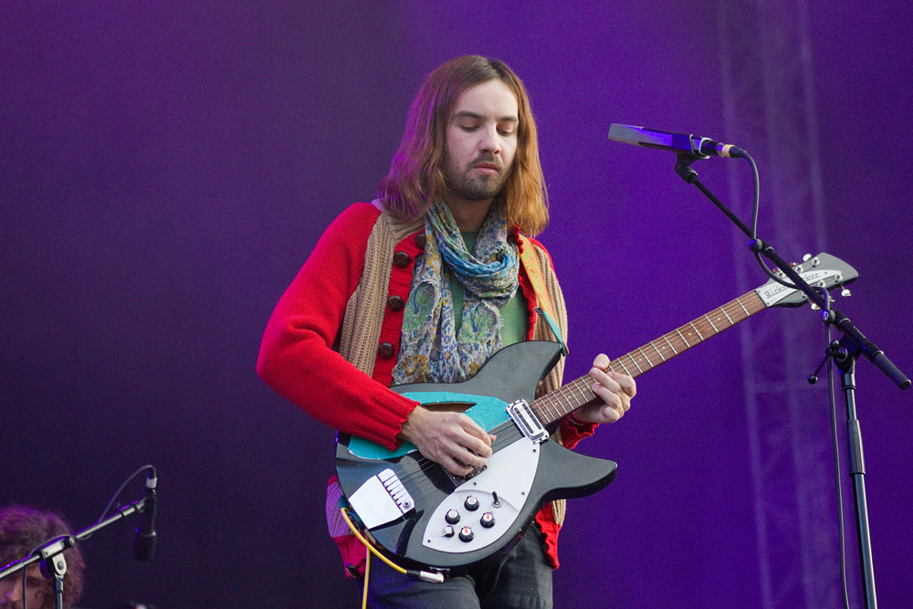 Tame Impala @ Finsbury Park, London 24/05/14