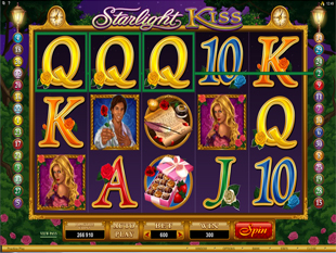 Starlight Kiss slot game online review