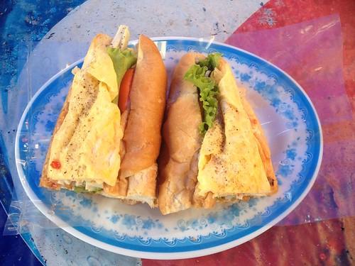 lao style sandwich