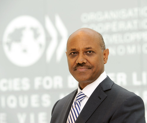 Daniel Yohannes, Ambassador and Permanent Representative of the United States to the OECD