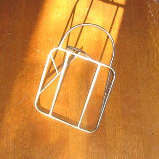 7x7 rack with wraparound crown mount, #1