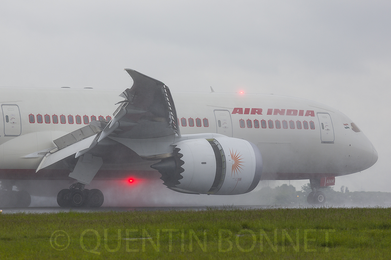 Air India Boeing 787-8 Dreamliner VT-ANM