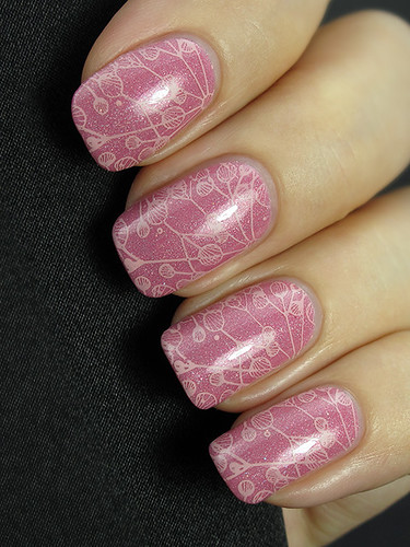 Jindie Nails - Pink Stilettos