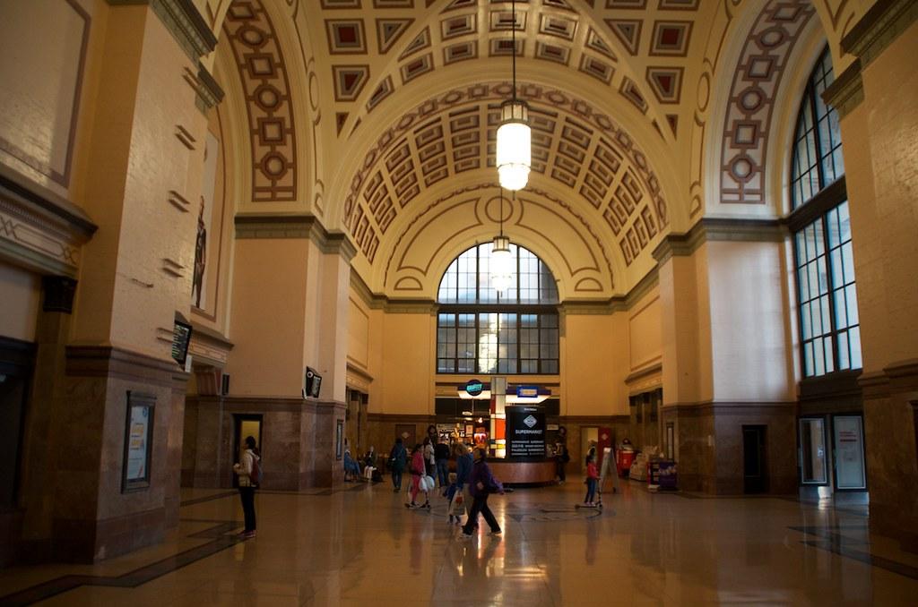 Wellington Station
