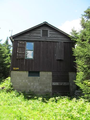 Fire observer's cabin