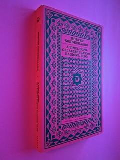 A Vinci, [...], di Morten Søndergaard. Del Vecchio edizioni 2013. Art direction, cover, logo: IFIX. Dorso, copertina (part.), 1