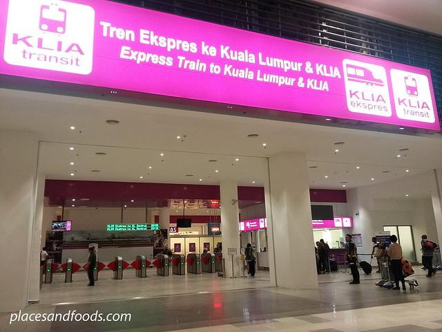 klia2 erl express