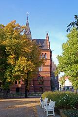 Rostock - Altstadt (28) - Oberlandesgericht