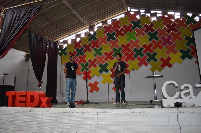 TEDxCazucá