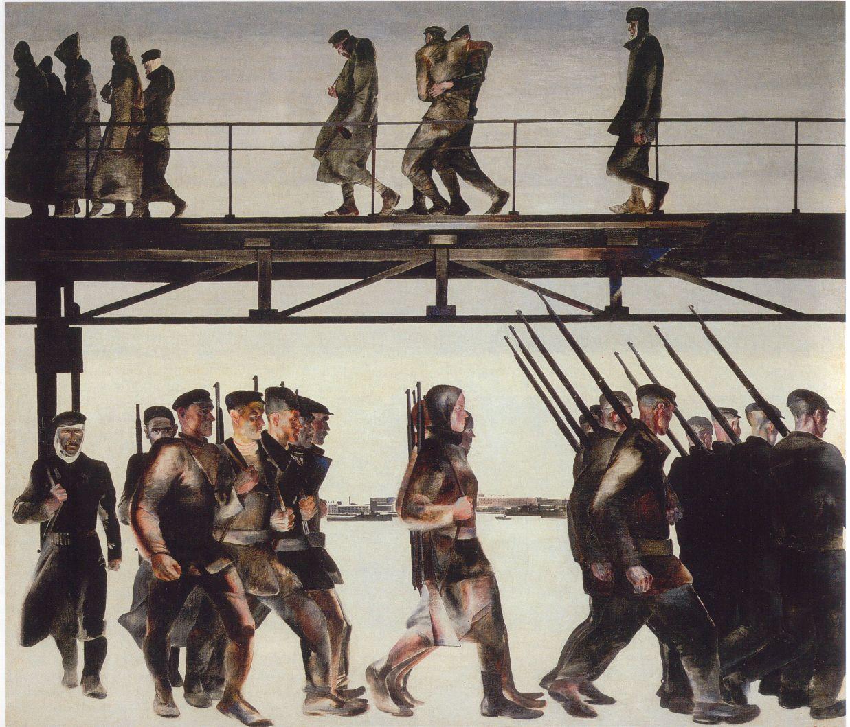 20世纪俄罗斯绘画杰作22