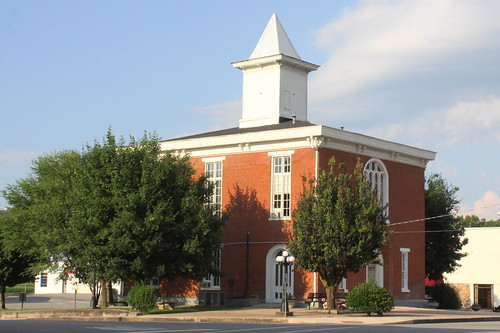 Clay County Courthouse - Celina, TN