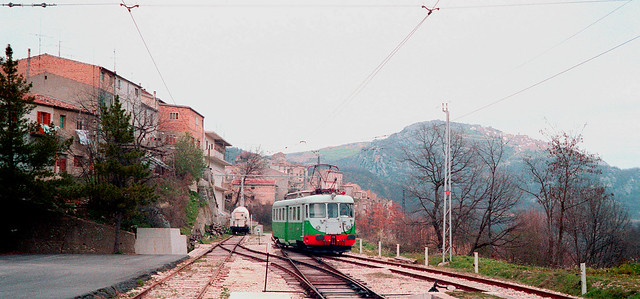 Railcar for Castel di Sangro