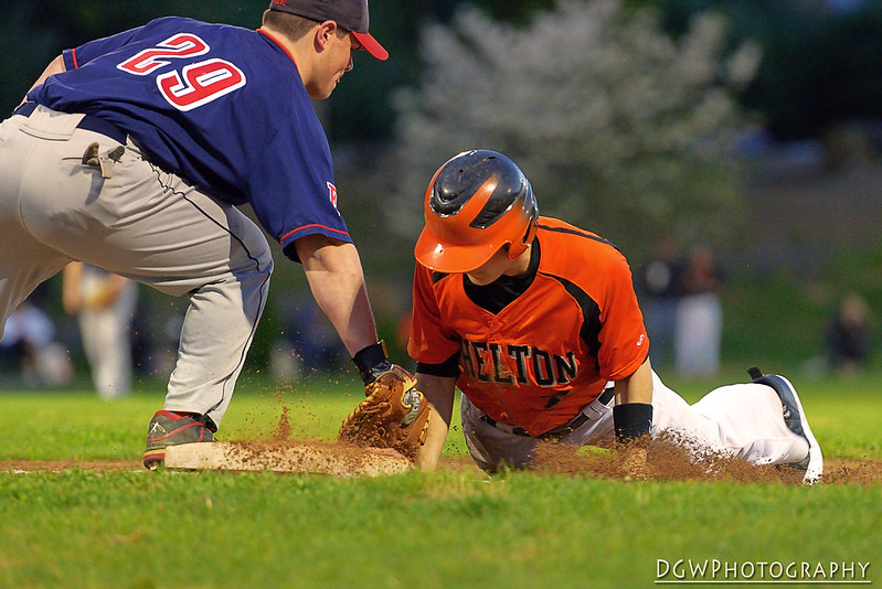 Shelton High vs. Foran High Baseball