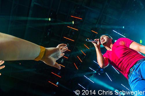 Luke Bryan - 06-18-14 - That's My Kind of Night Tour, DTE Energy Music Theatre, Clarkston, MI